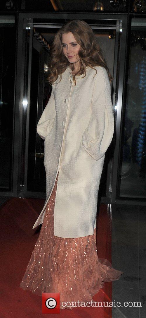 Amy Adams, BAFTA