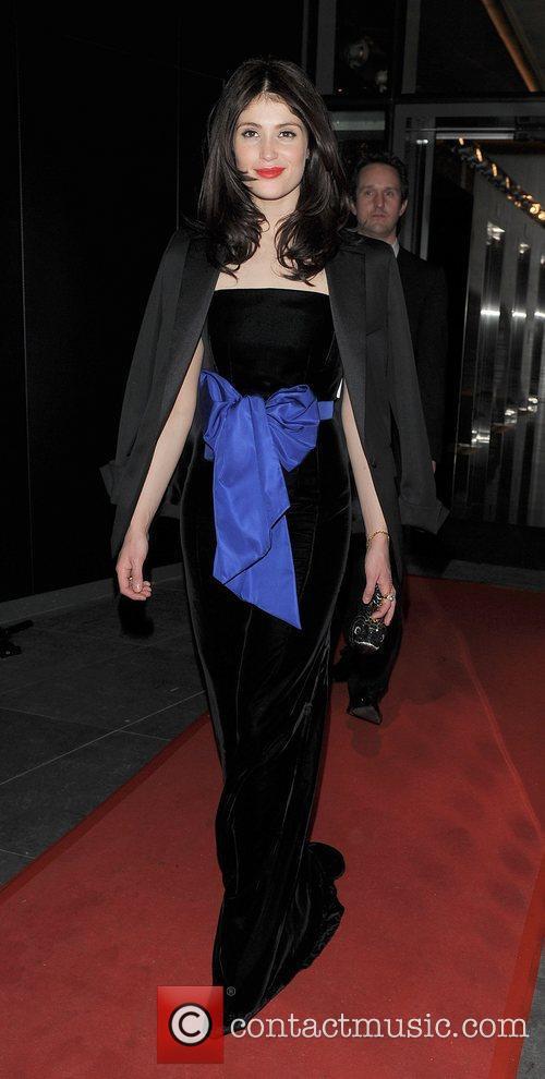 Gemma Arterton at the British Academy Of Film...