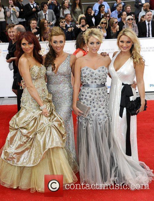Amy Childs, Lydia Bright, Lauren Goodge & Sam...
