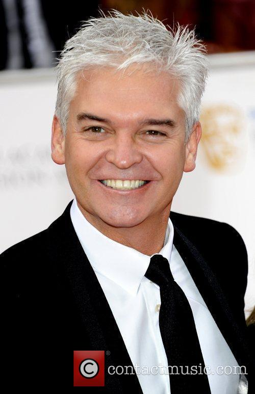 Phillip Schoefield Philips British Academy Television Awards in...