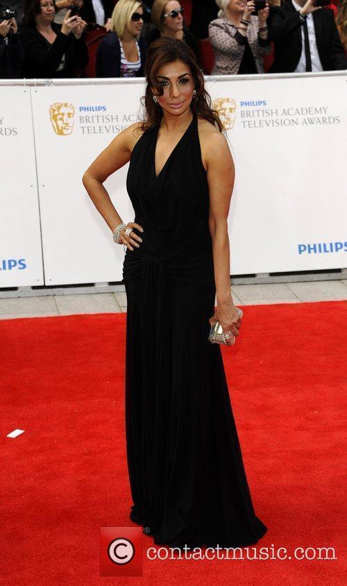 Shobna Gulati Philips British Academy Television Awards in...