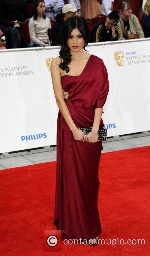 Gemma Chan Philips British Academy Television Awards in...
