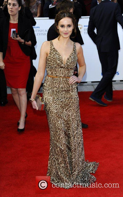 Hanna Tointon Philips British Academy Television Awards in...
