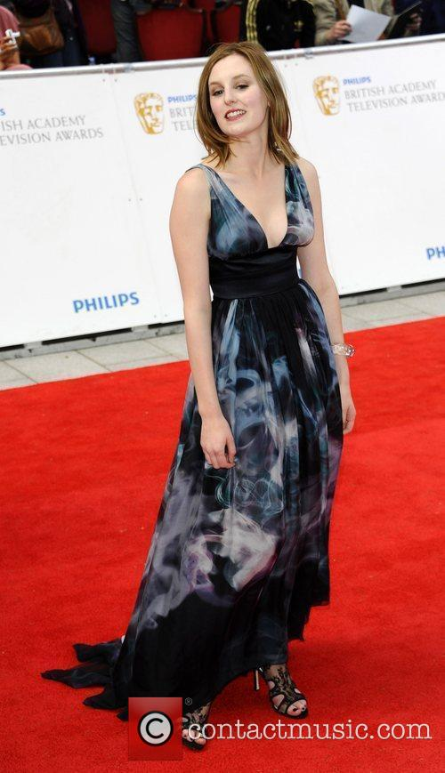 Laura Carmichael Philips British Academy Television Awards in...