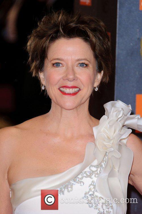 Annette Bening Orange British Academy Film Awards (BAFTAs)...