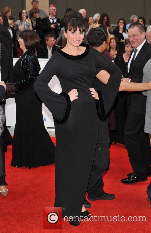 Gizzi Erskine Philips British Academy Television Awards in...