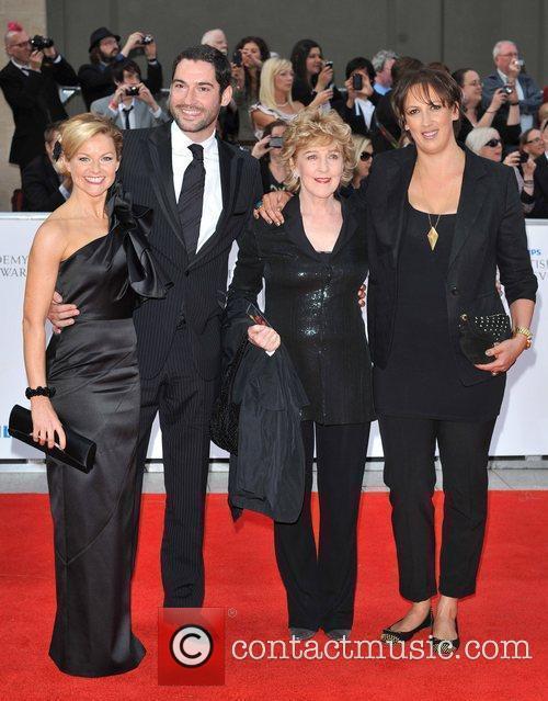 Miranda Hart (R) Philips British Academy Television Awards...