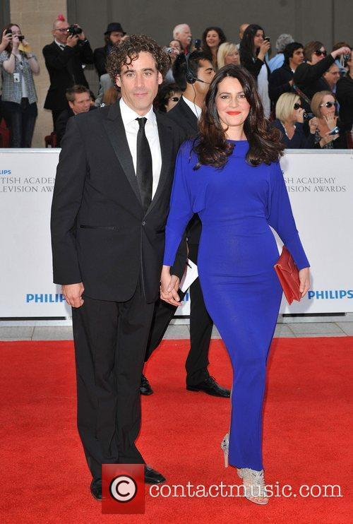 Stephen Mangan Philips British Academy Television Awards in...