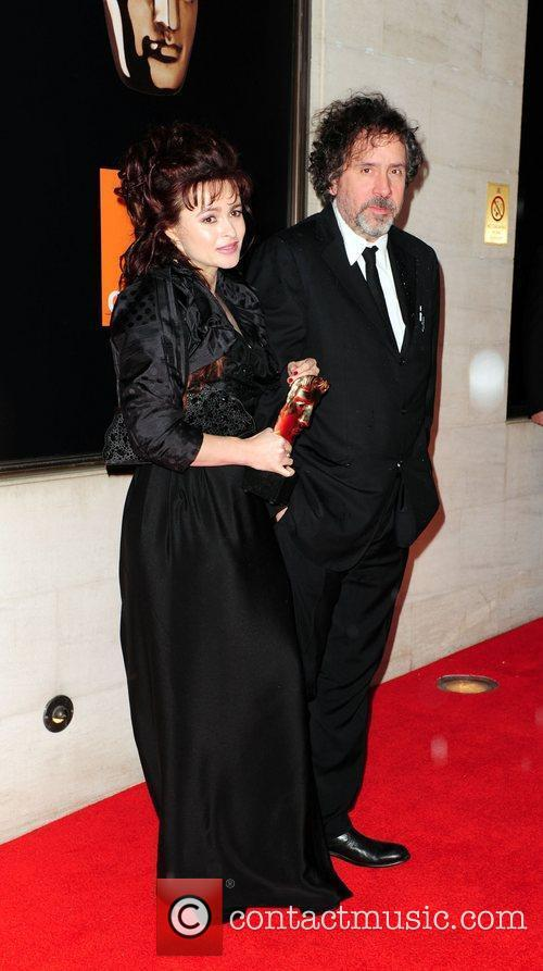 Helena Bonham Carter and Tim Burton 4