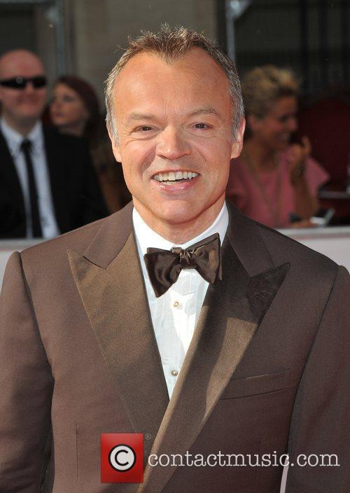 Graham Norton Philips British Academy Television Awards in...