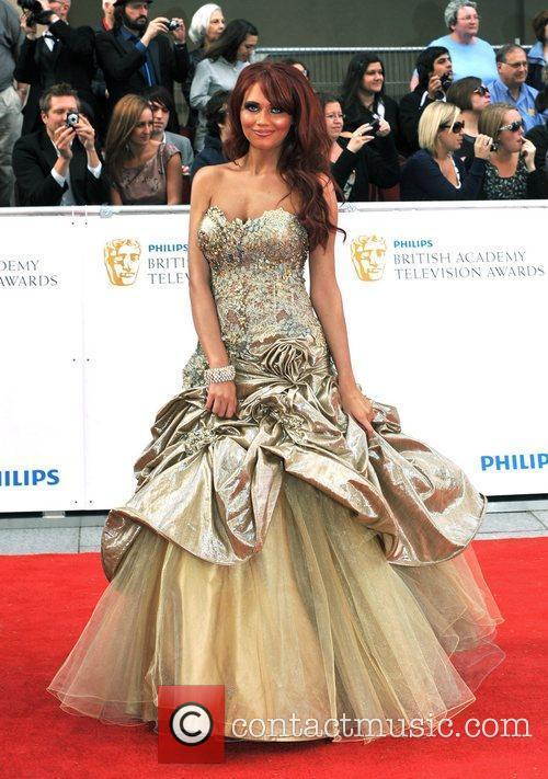 Amy Childs Philips British Academy Television Awards in...