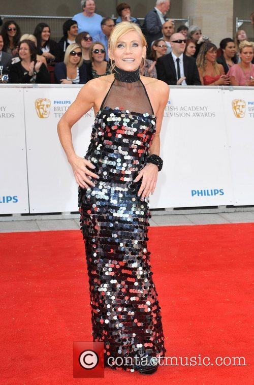 Michelle Collins Philips British Academy Television Awards in...
