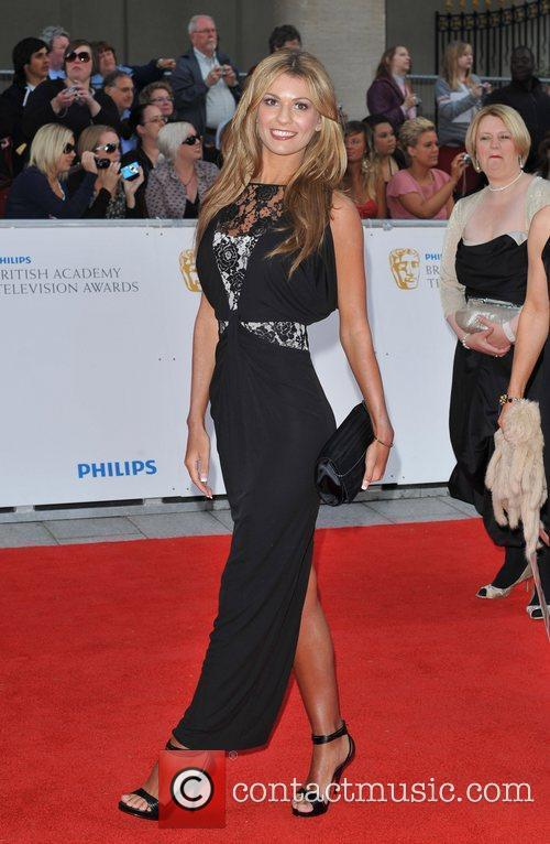 Christine Martin Philips British Academy Television Awards in...