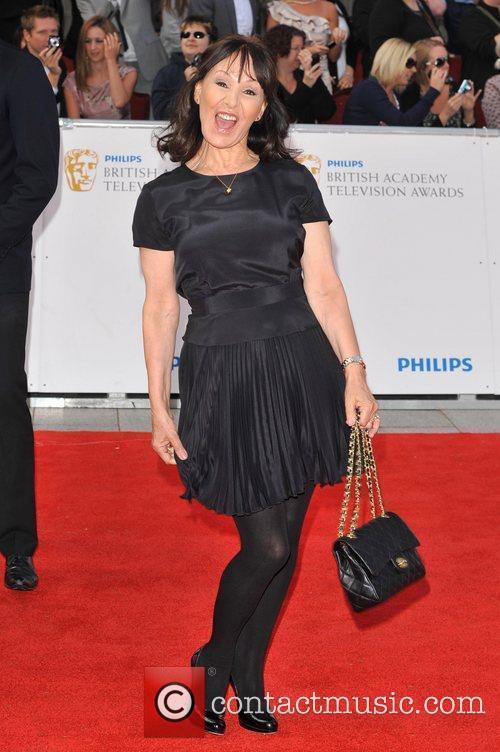 Arlene Phillips Philips British Academy Television Awards in...