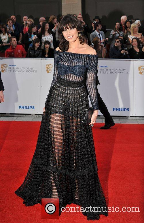 Daisy Lowe Philips British Academy Television Awards in...
