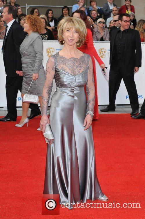 Helen Worth Philips British Academy Television Awards in...