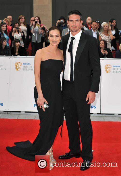 Kevin Pietersen and Jessica Taylor 2