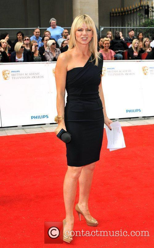 Zoe Ball Philips British Academy Television Awards in...