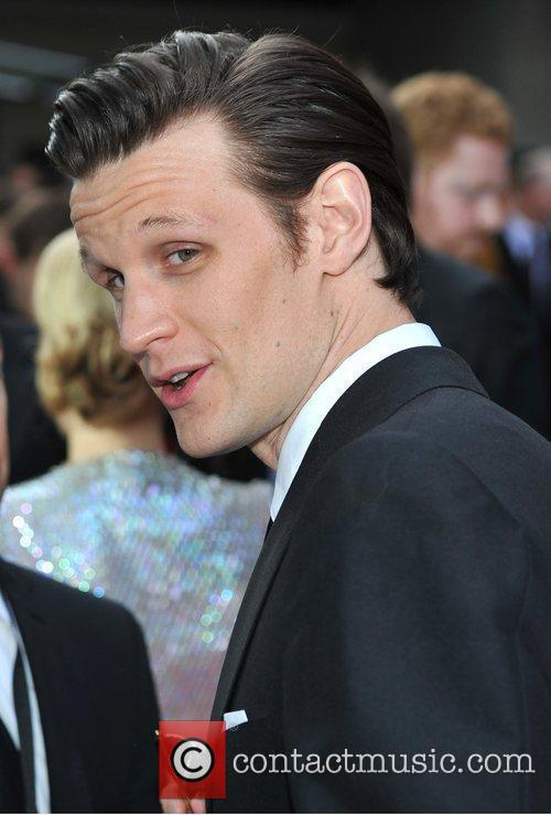 Matt Smith Philips British Academy Television Awards in...