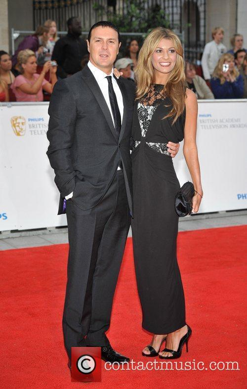 Paddy McGuinness and Christine Martin Philips British Academy...