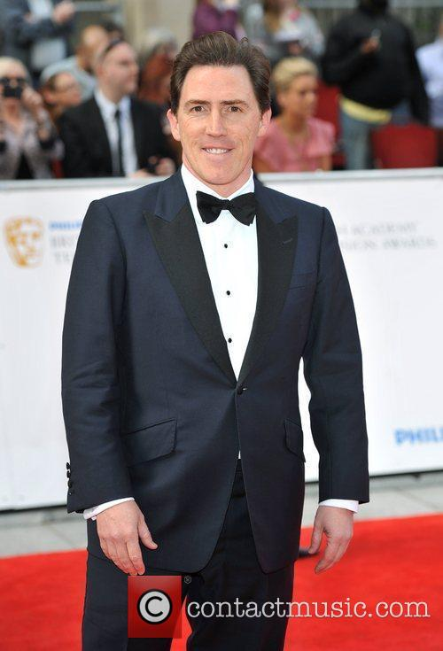 Rob Brydon Philips British Academy Television Awards in...