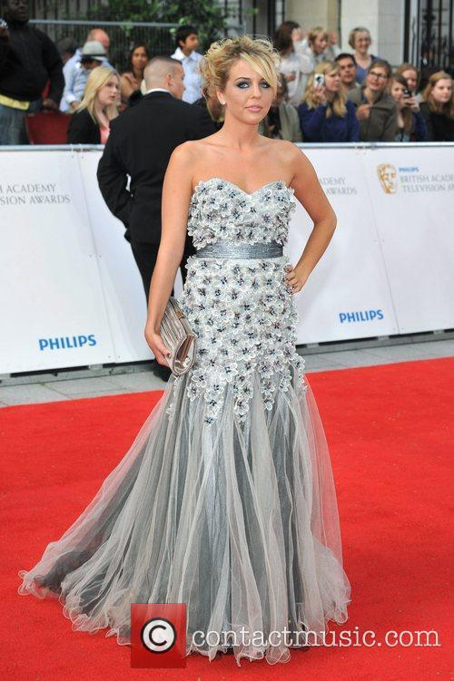 Lydia Bright Philips British Academy Television Awards in...