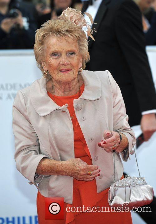 Nanny Pat Philips British Academy Television Awards in...