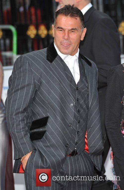 Paddy Doherty Philips British Academy Television Awards in...