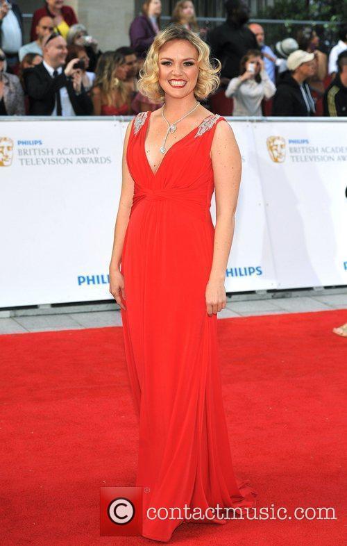 Harlie Brooks Philips British Academy Television Awards in...