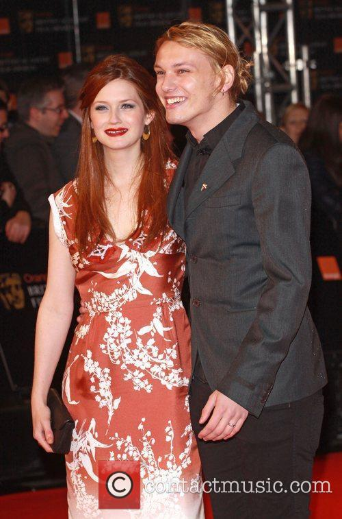 Bonnie Wright and Jamie Campbell Bower 6