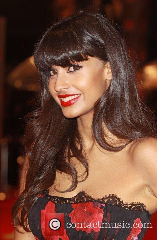 Jameela Jamil Calls For Body Confidence Education To Be On: Orange British Academy Film Awards (BAFTAs
