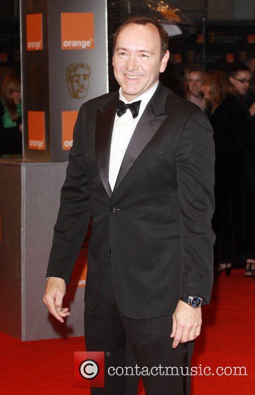 Kevin Spacey Orange British Academy Film Awards (BAFTAs)...