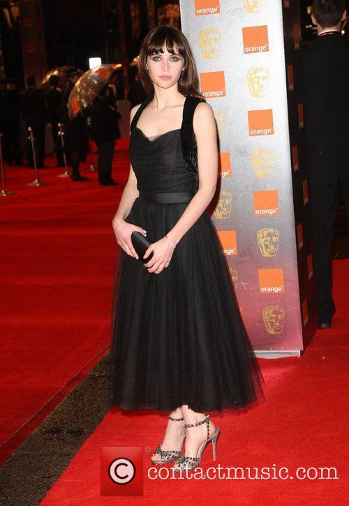 Felicity Jones, BAFTA