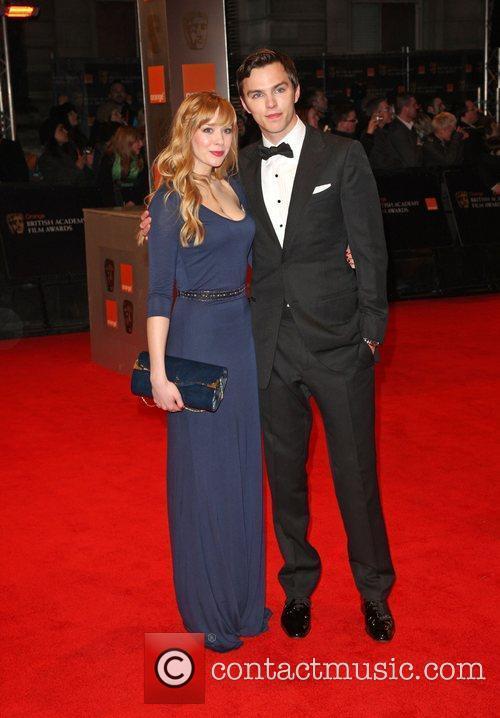 Nicholas Hoult Orange British Academy Film Awards (BAFTAs)...