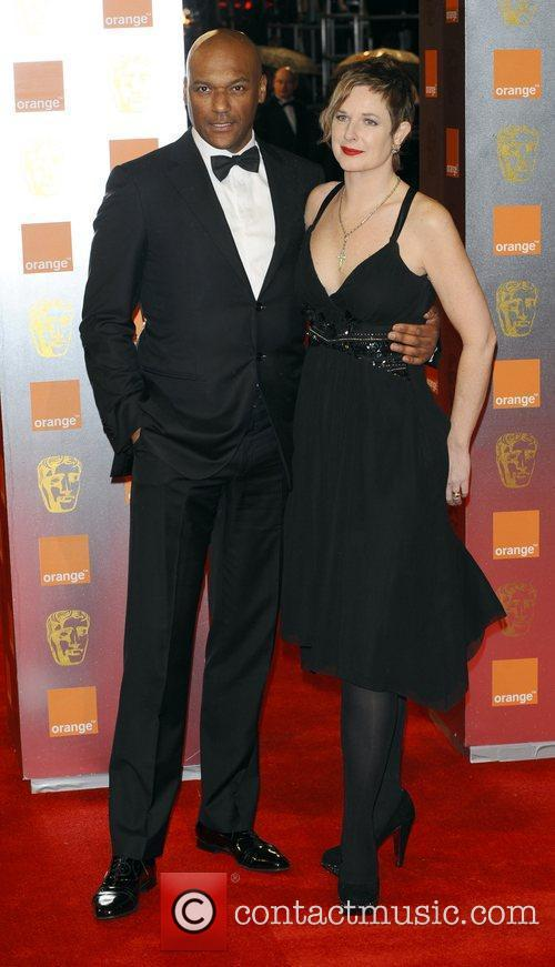 Colin Salmon Orange British Academy Film Awards (BAFTAs)...