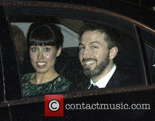 Guests Orange British Academy Film Awards (BAFTAs) held...