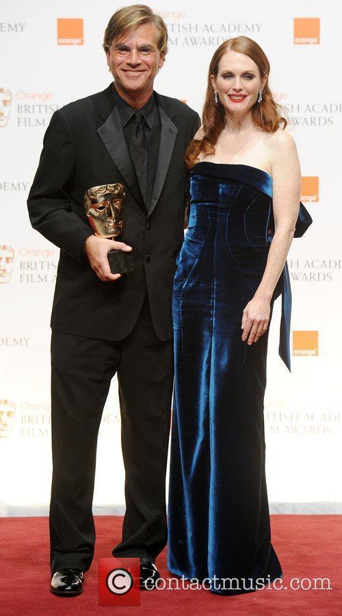 Aaron Sorkin and Julianne Moore 3