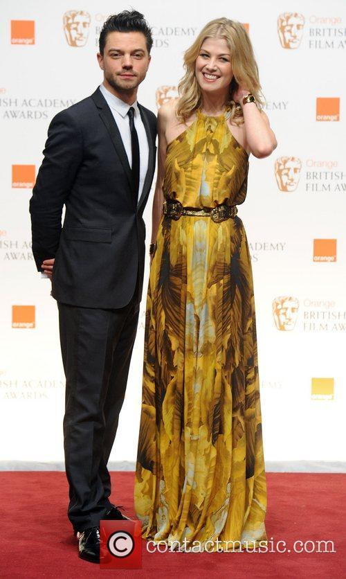 Dominic Cooper and Rosamund Pike 6