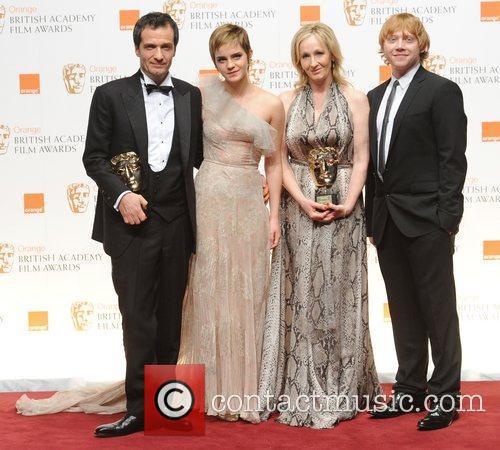 Emma Watson and Jk Rowling 4