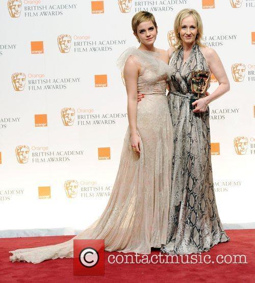 Emma Watson and Jk Rowling 5