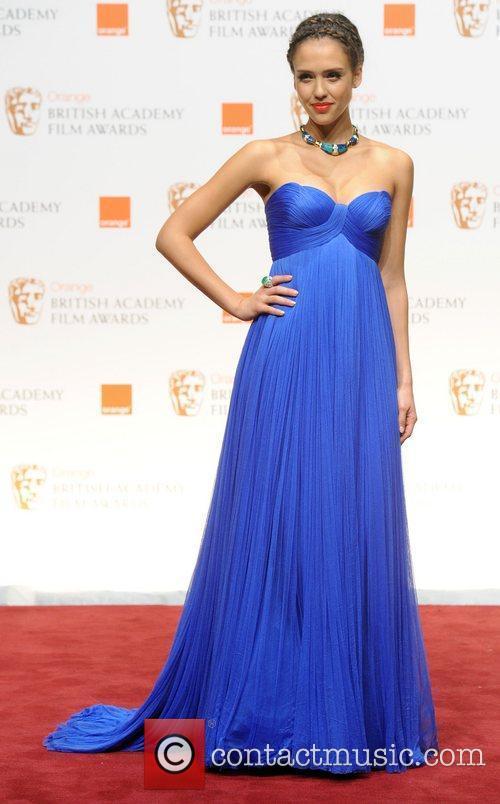 Jessica Alba, BAFTA
