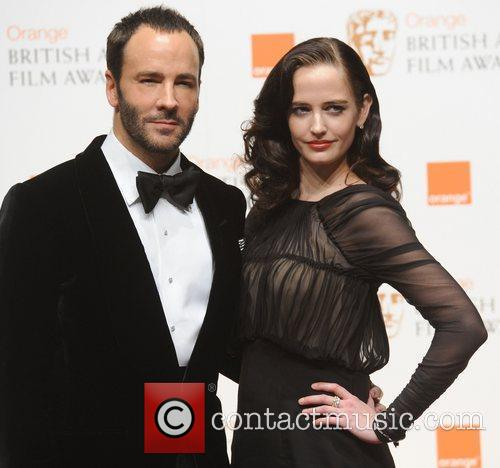 Tom Ford and Eva Green 6