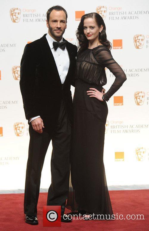 Tom Ford and Eva Green 2