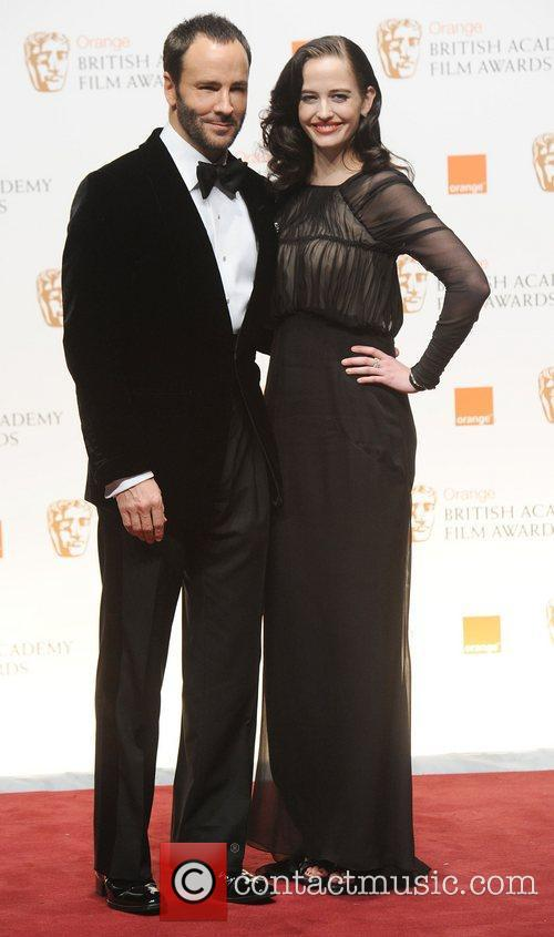 Tom Ford and Eva Green 5