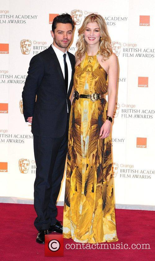 Dominic Cooper and Rosamund Pike 7