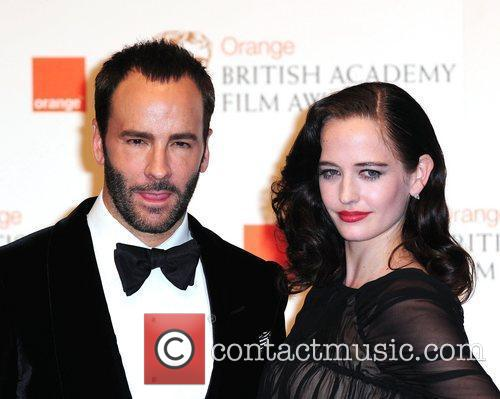 Tom Ford and Eva Green 8