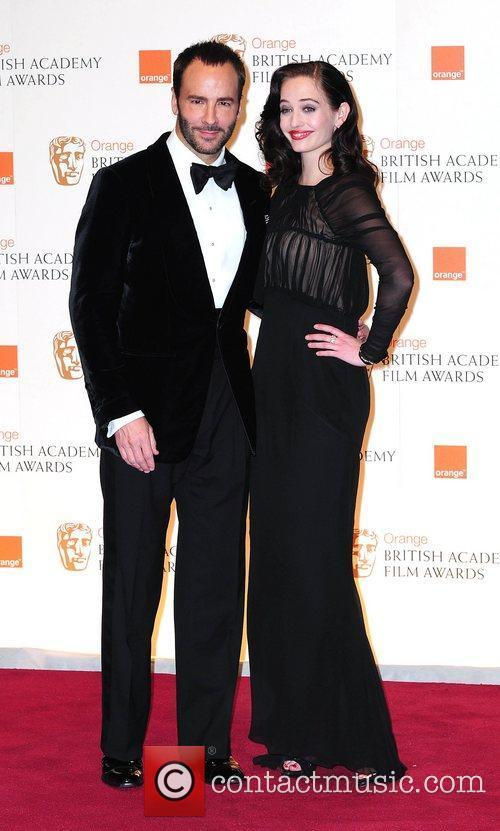 Tom Ford and Eva Green 9