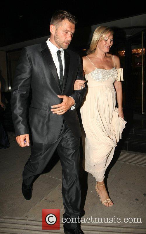 John Partridge and Jenny Faulkner Philips British Academy...