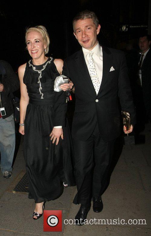 Martin Freeman Philips British Academy Television Awards in...