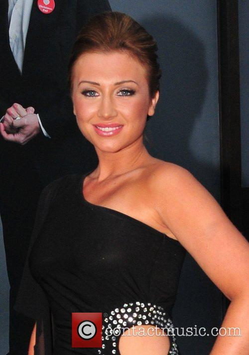 Lauren Goodger at The Philips British Academy Television...